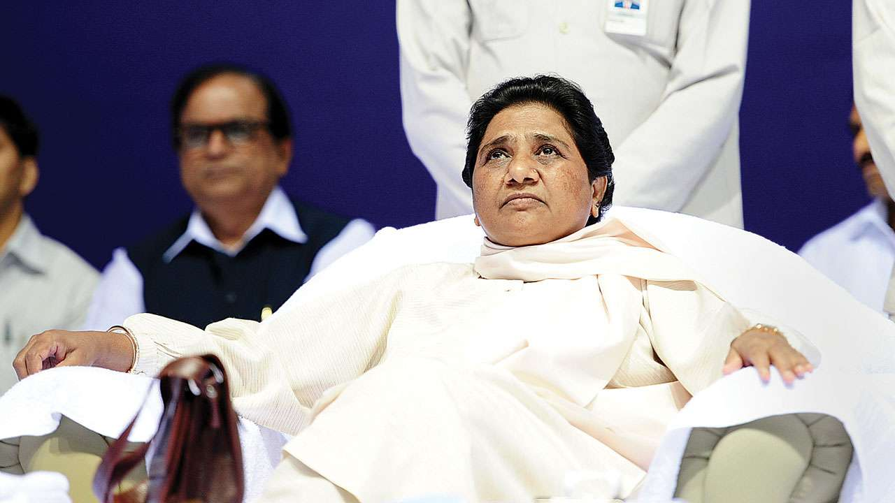Mayawati holds the key to 2019