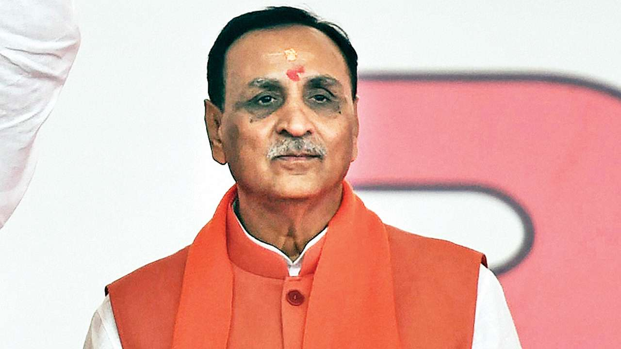 Image result for vijay rupani