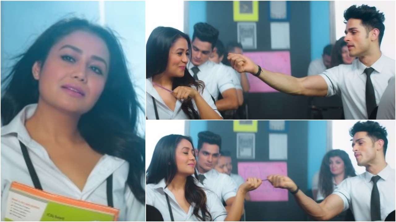 Neha Kakkar And Priyank Sharma