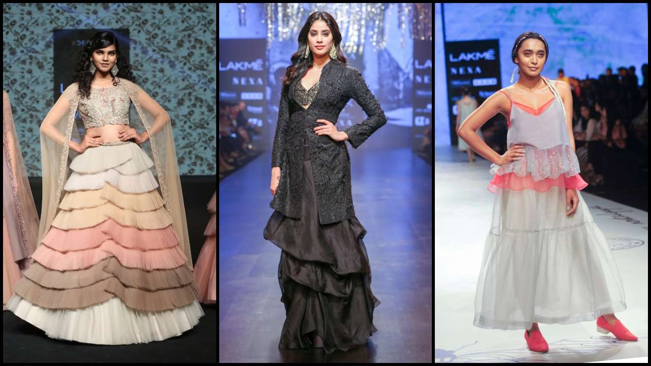 What Trended At Lakme Fashion Week Summer Resort 2019