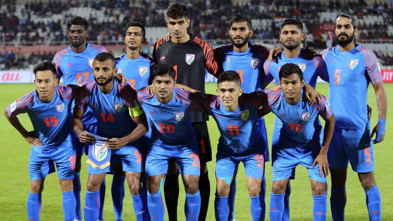 FIFA rankings: India slips out of top 100 after AFC Asian Cup exit
