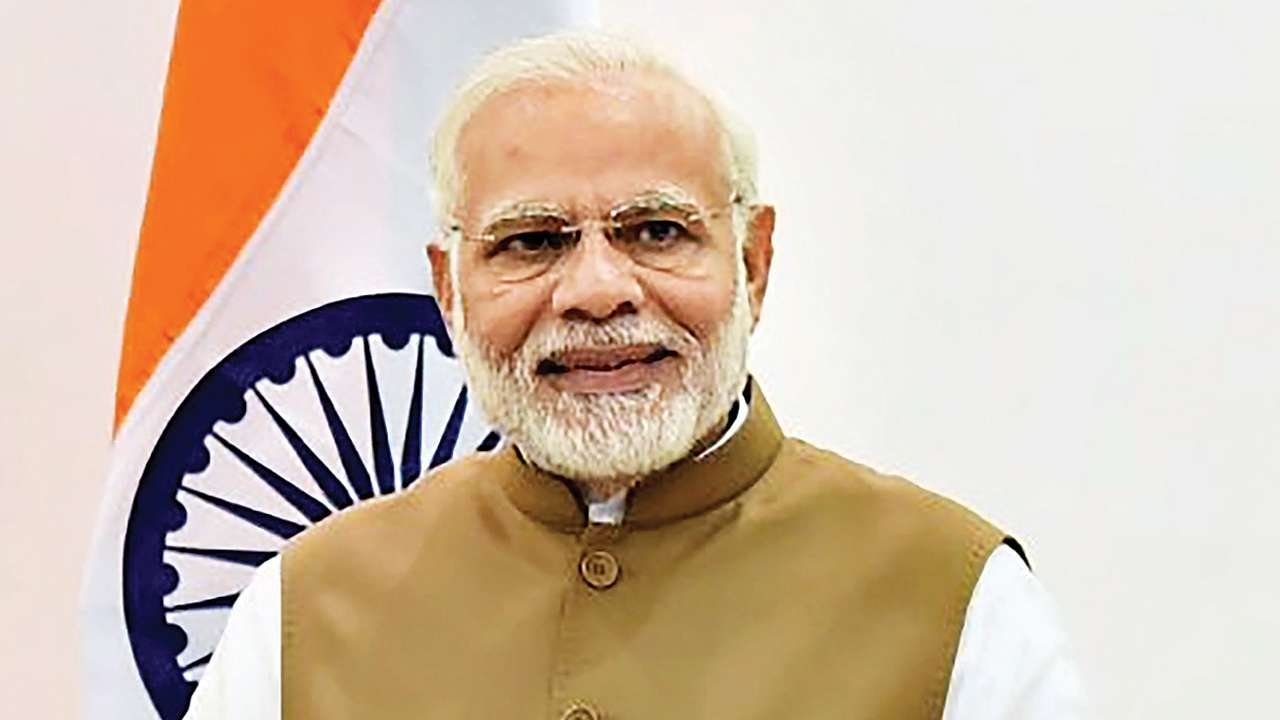 Pm Narendra Modi Begins Whirlwind Tour Of 10 States Over 5 Days