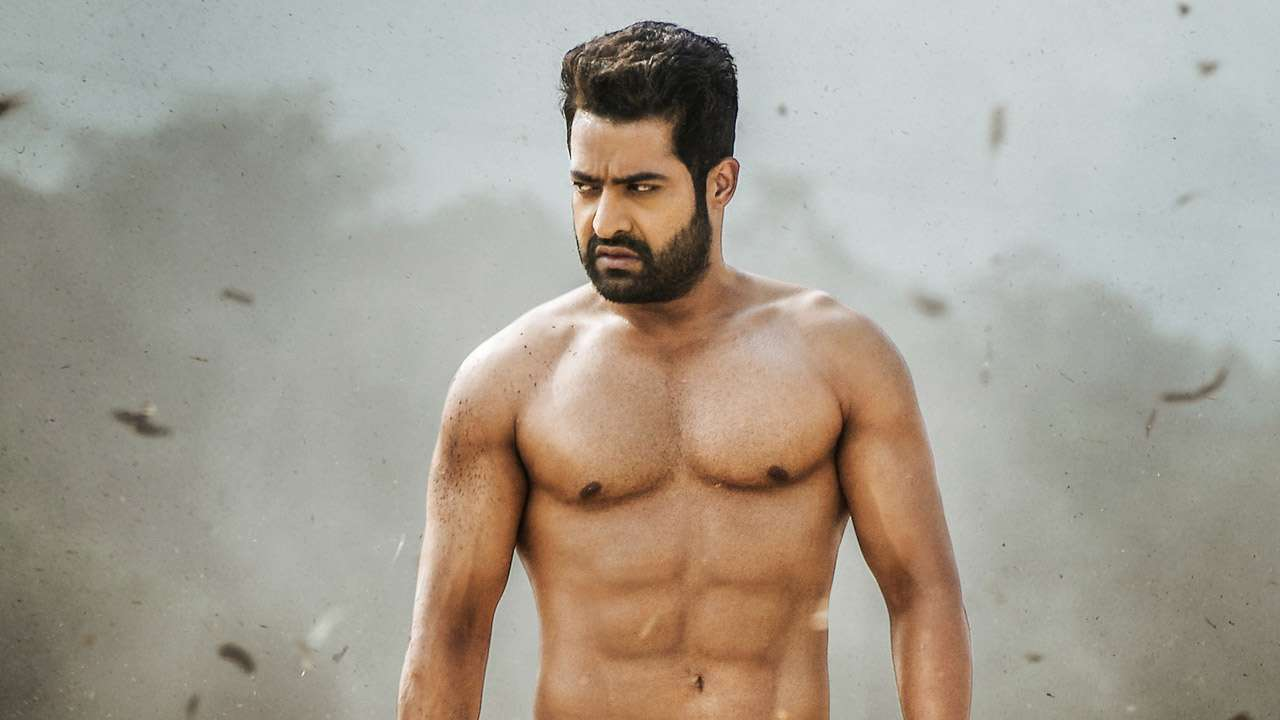 NTR's muscular look to be wow factor of 'RRR'