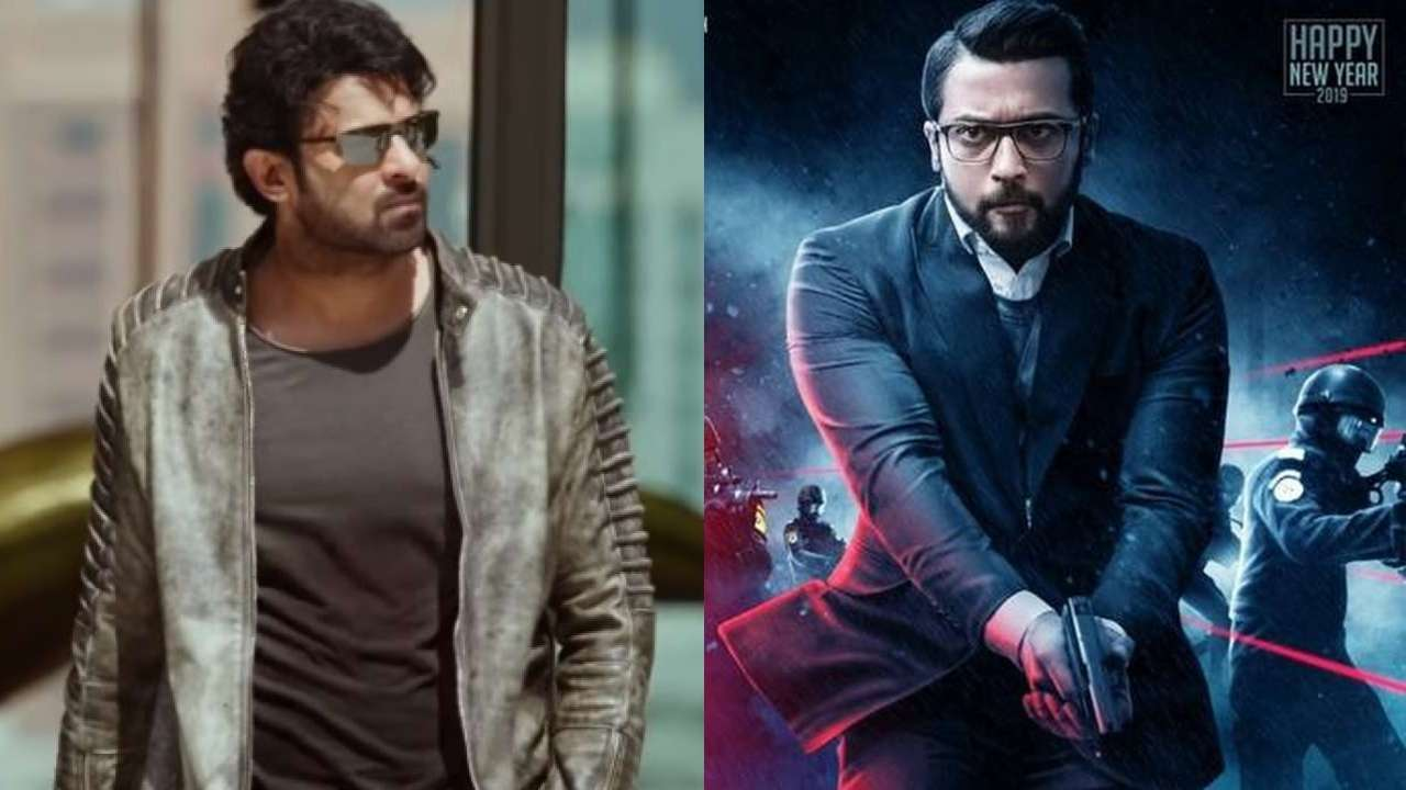Are Prabhas and Suriya going to clash for the Independence Day weekend?