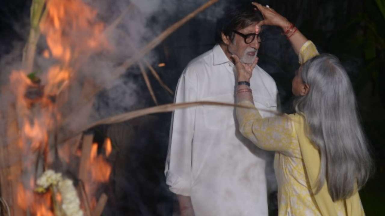 Amitabh Bachchan-Jaya