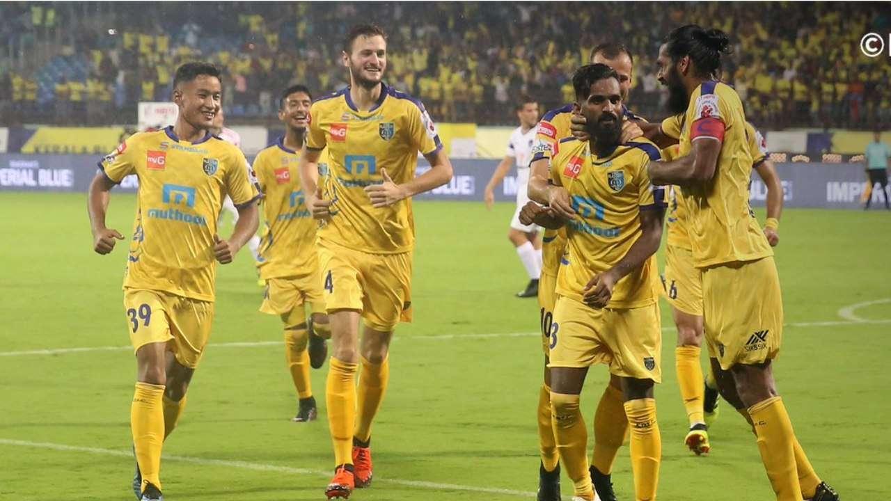 ISL 2019: Kerala Blasters notch it's only second win in Southern derby