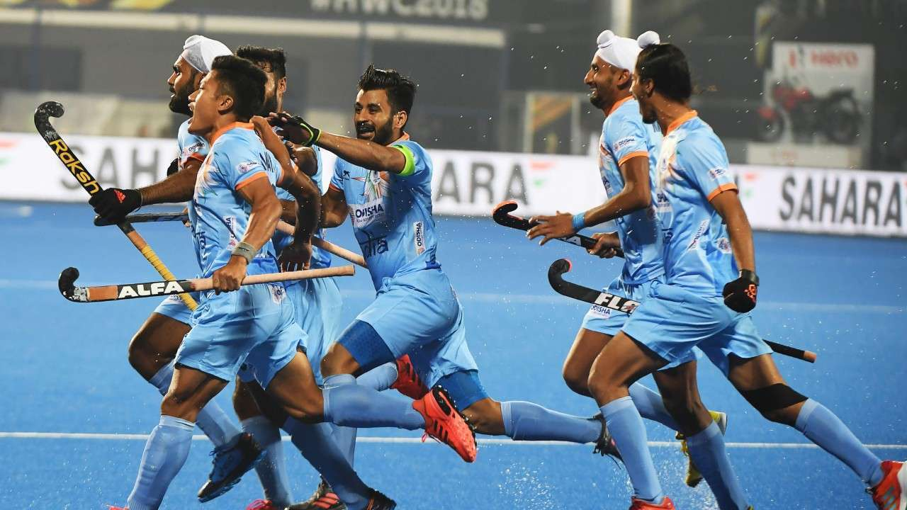 Sultan Azlan Shah Cup 2019 Hockey India Name 34 Players For