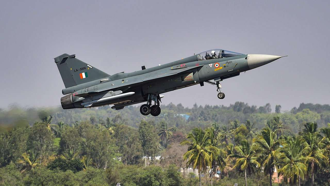 India's 1st self-made fighter jet, LCA Tejas, formally joins Air Force