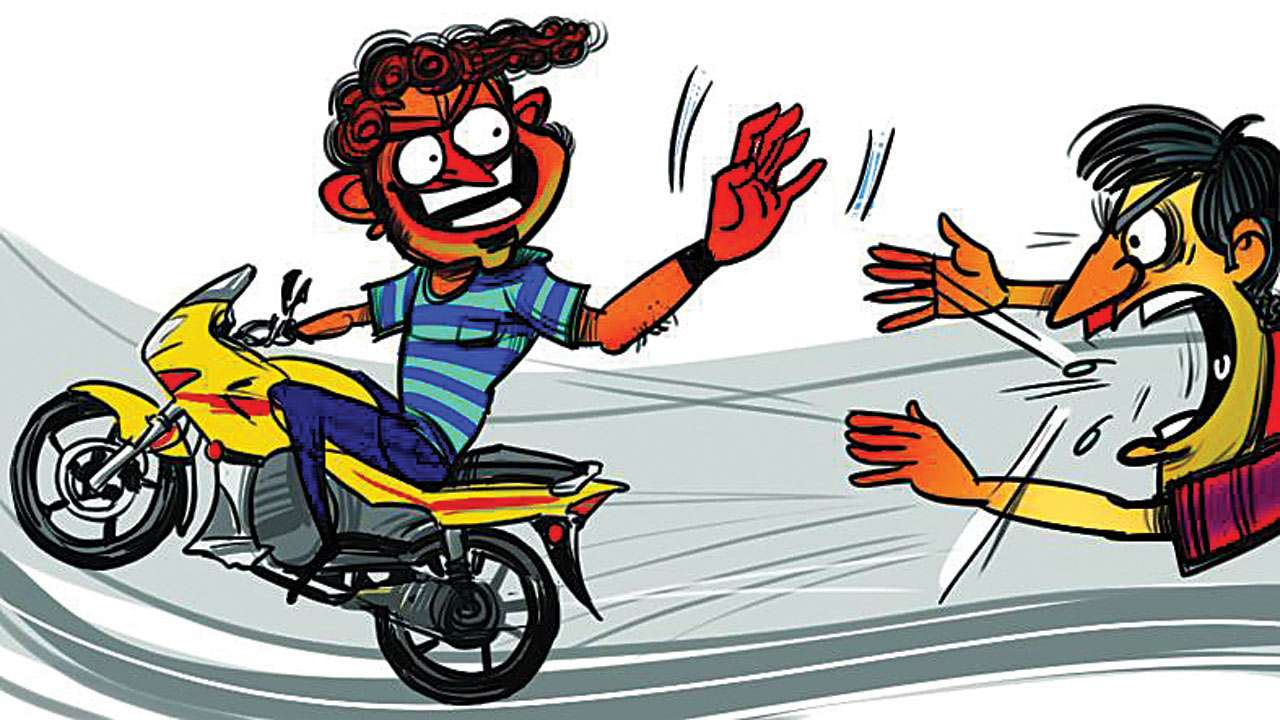 16-year-old steals bikes for pocket money, held