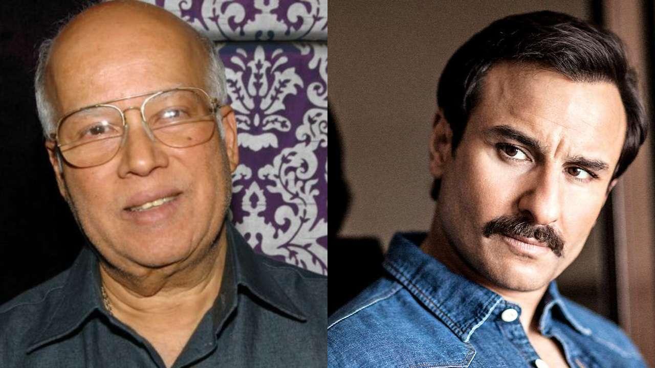 He was an encyclopaedia of cinema: Saif Ali Khan remembers Raj Kumar Barjatya