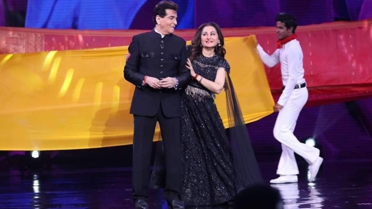 'My best days are the ones spent in a chawl': Jitendra and Jaya Prada get nostalgic on a kids dance reality sh