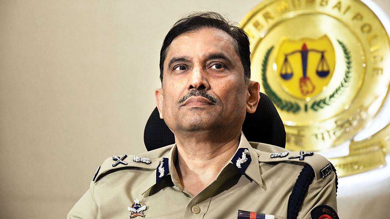 Soft-spoken IPS officer Sanjay Barve is new top cop in Mumbai