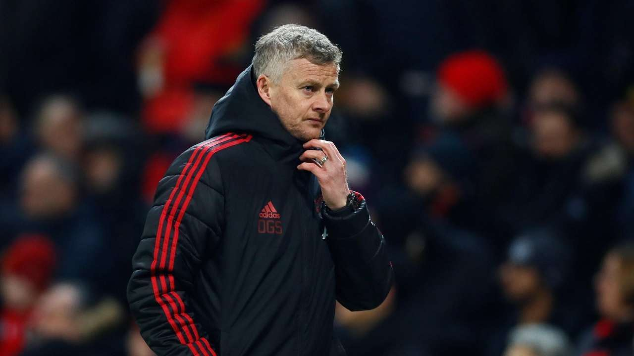 Image result for ole gunnar solskjaer