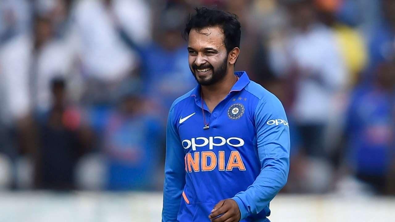 Been more than two years since I have been batting at No. 6: Kedar Jadhav