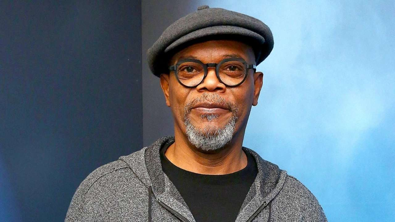 Captain Marvel  star Samuel L Jackson  Will visit India if I get ... ea2fae51ea7