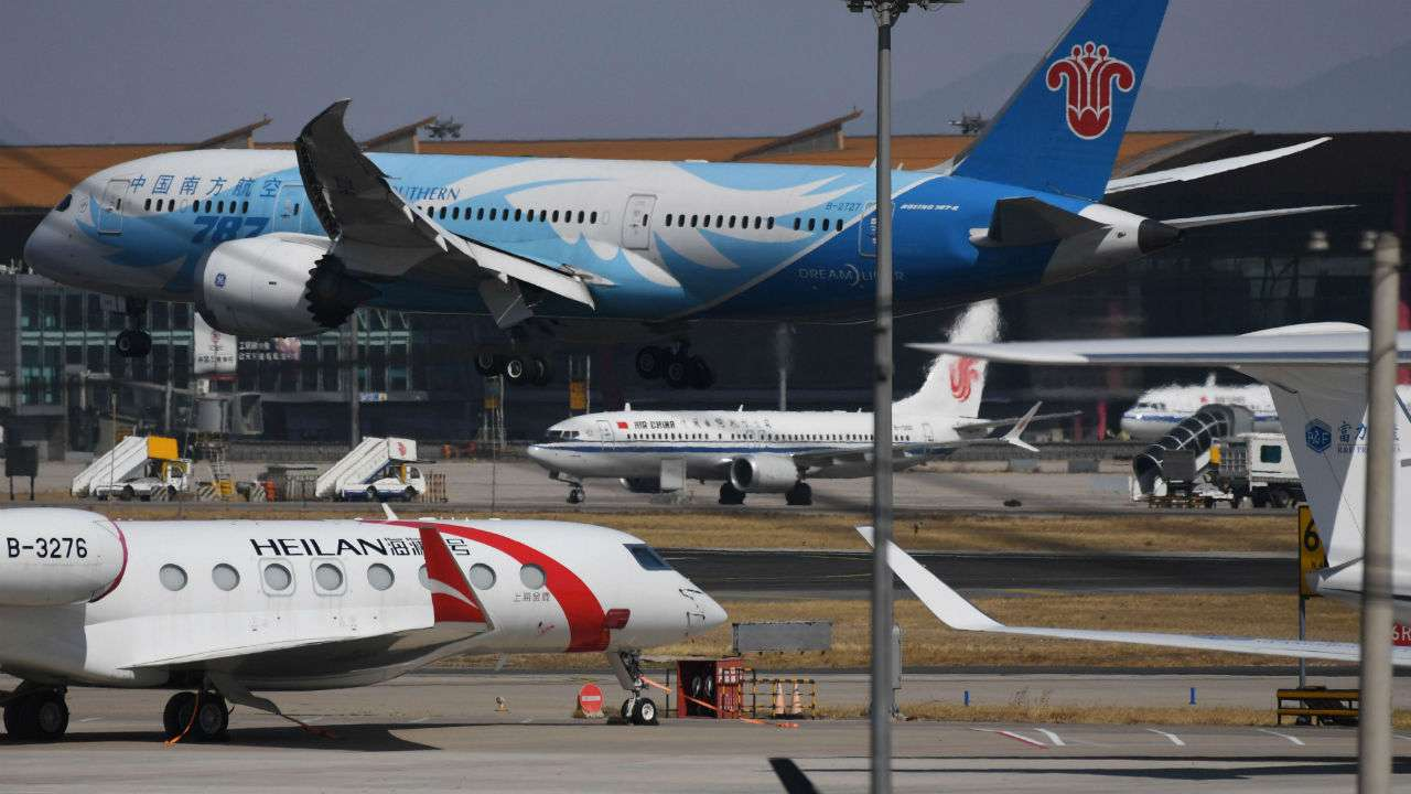 Indonesia To Temporarily Ground Boeing 737 Max 8 Jets For Inspections After Ethopian Air Crash