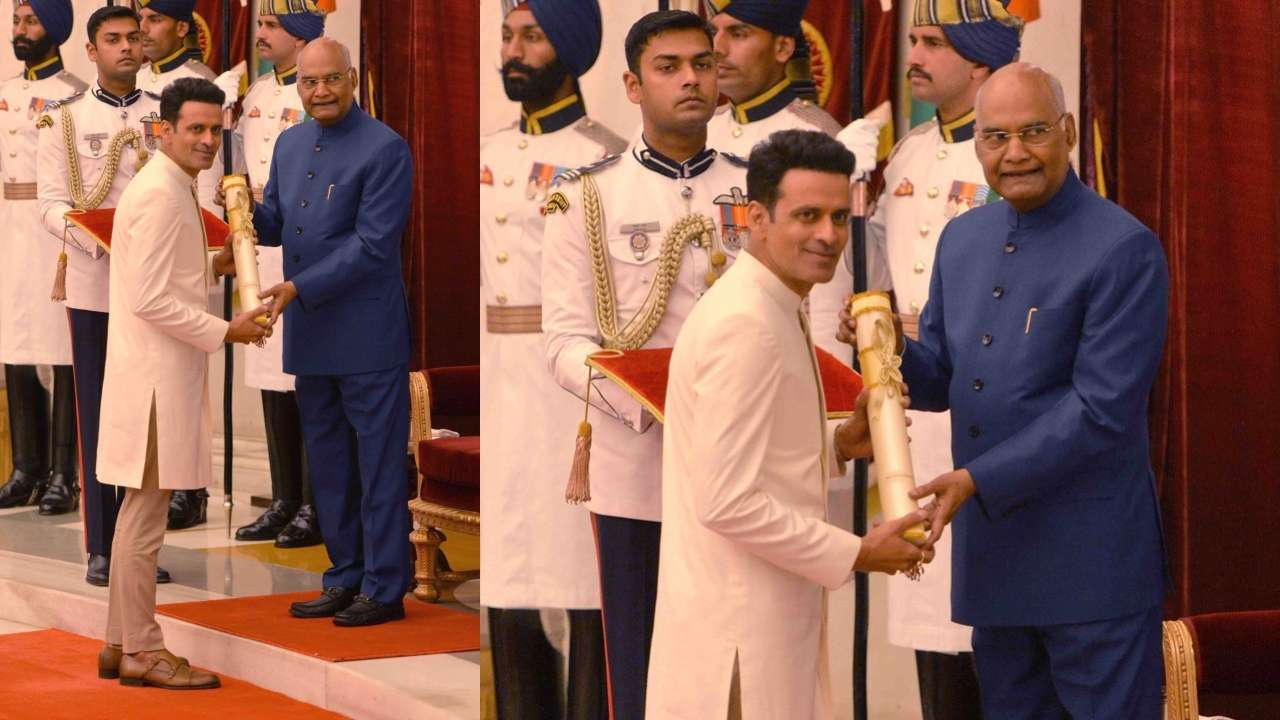 Glad no controversy was created after my name was announced: Manoj Bajpayee on receiving Padma Award