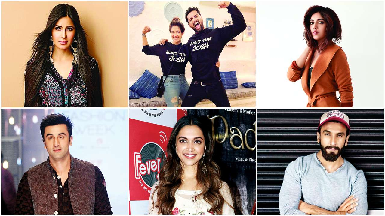 SCOOPS: Not Katrina Kaif! Is Bhumi Pednekar the real reason why Vicky Kaushal-Harleen Sethi split? and more...