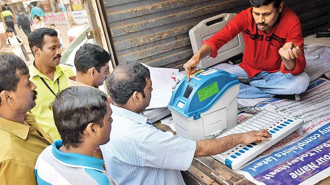 Gujarat High Court dismisses PIL demanding VVPAT for Lok Sabha polls