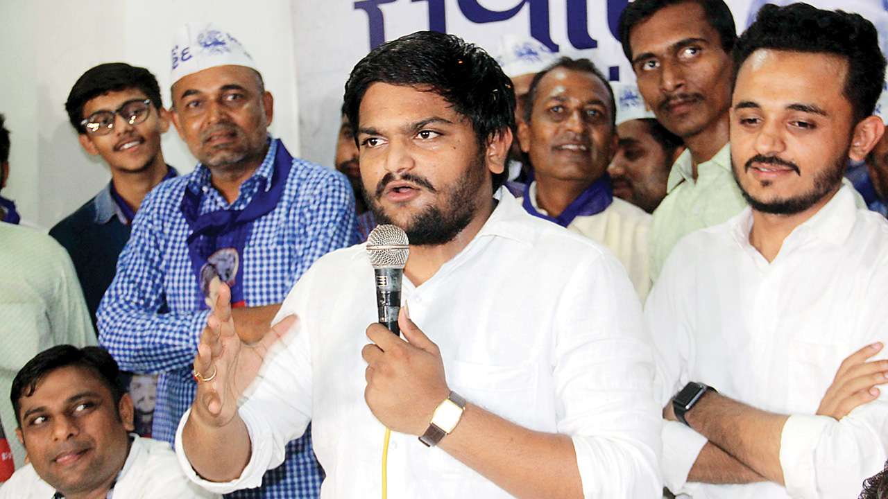 Gujarat government gets more time to reply in Hardik Patel's plea