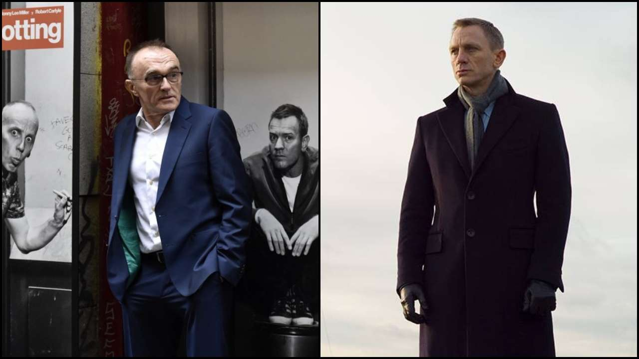 It could have been really good: Danny Boyle on his version of 'Bond 25'