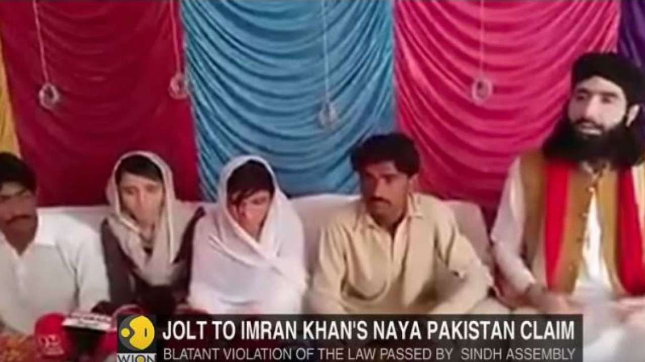 Pakistan: 7 detained over alleged forced conversion, underage