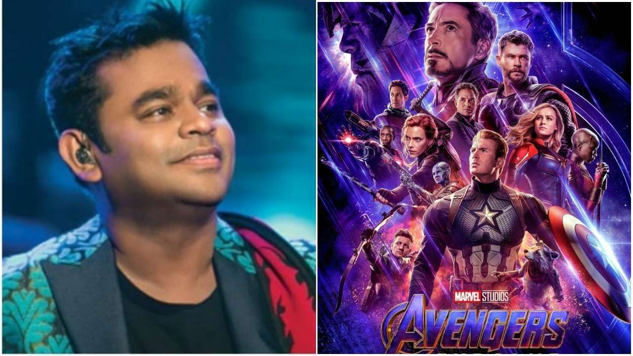 AR Rahman joins 'Avengers: Endgame', to compose a song in