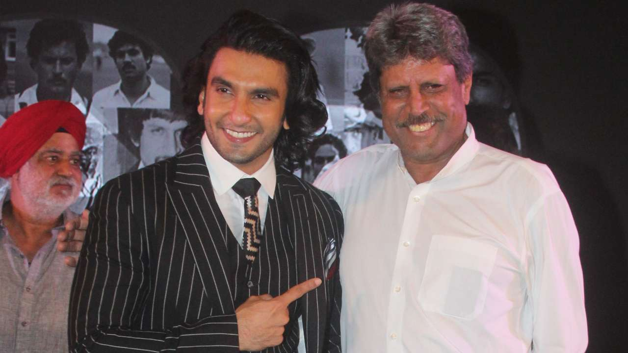 Kapil Dev's daughter Amiya to make her debut in Ranveer Singh starrer '83, but not as an actor