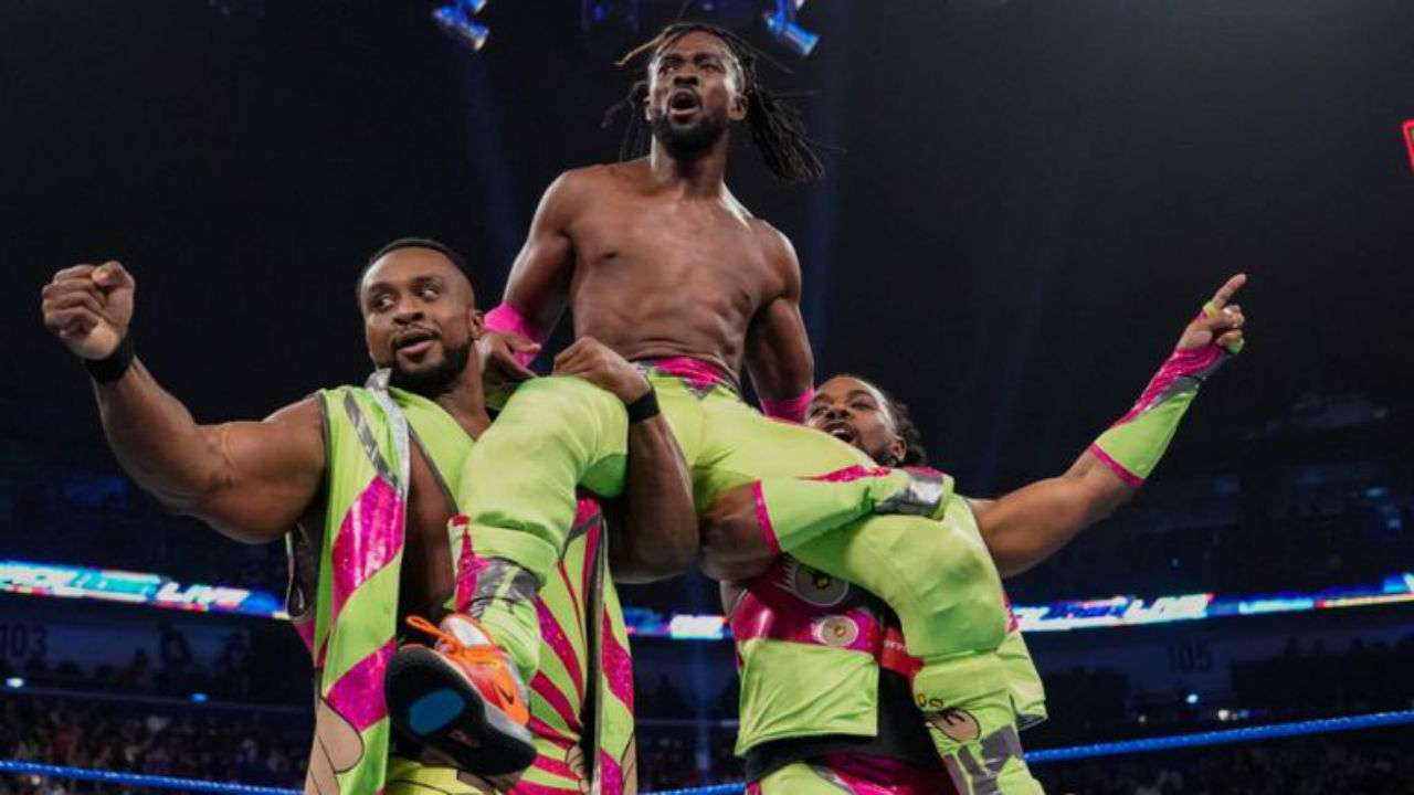 Image result for the new day win