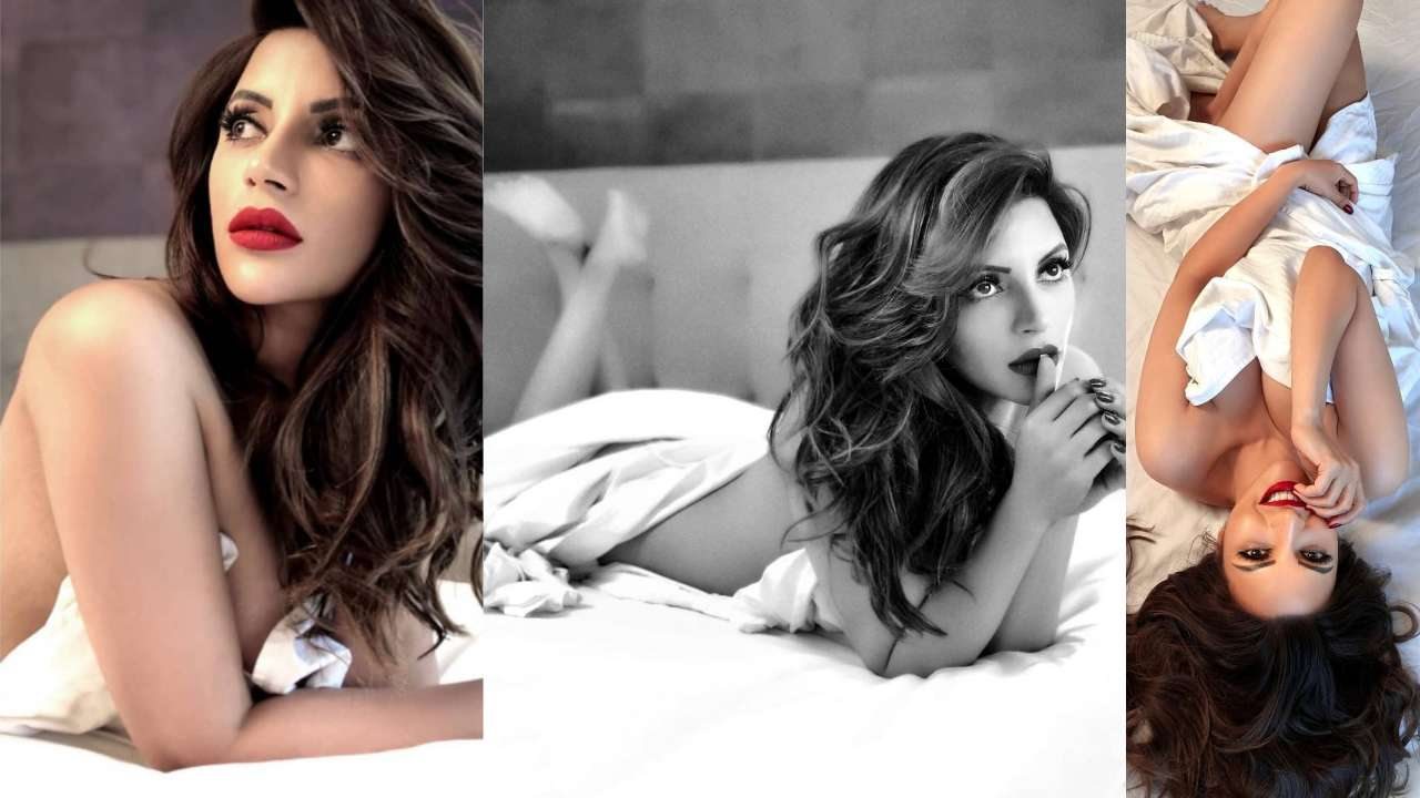 Pics: 'Sexaholic' actress Shama Sikander drops jaws in semi
