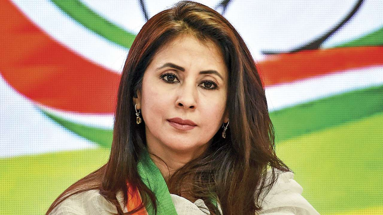 Lok sabha election 2019 in mumbai urmila matondkar is congresss north star