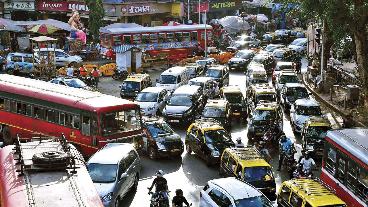 Age Of Carpooling Not Quite An Answer For Mumbai S Traffic Issues