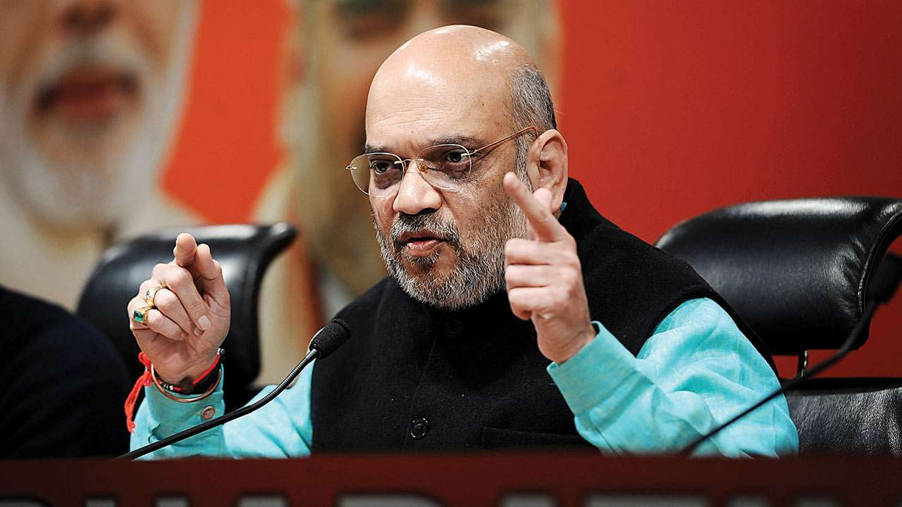 Image result for amit shah angry