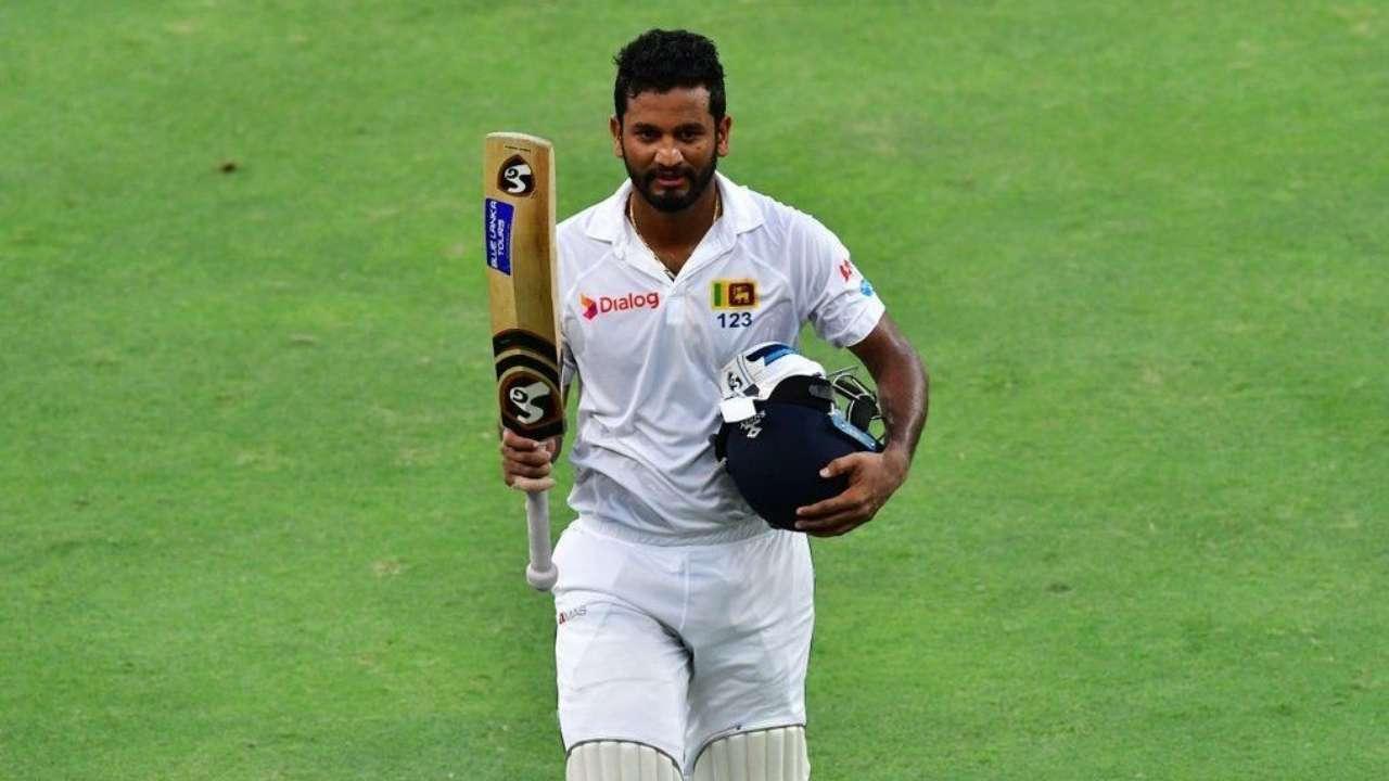 Sri Lanka's test skipper Dimuth Karunaratne arrested for drunken driving  after injuring a motorist