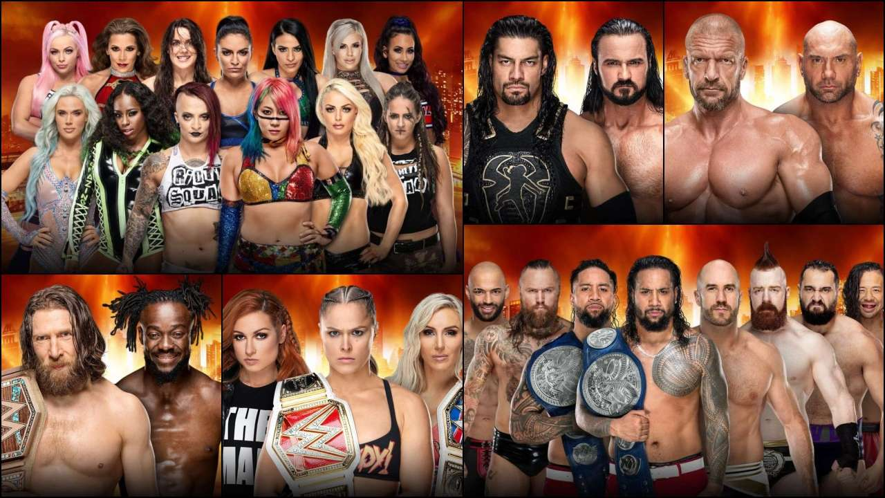 2019 WWE WrestleMania 35: Live streaming, preview, time in