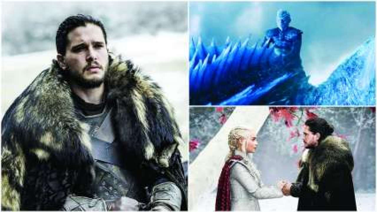 Game Of Thrones The End Is Coming Climax Hidden In A Spotify Playlist