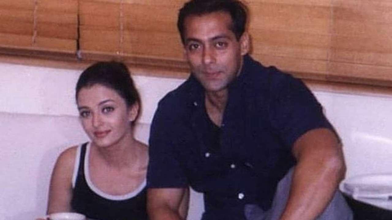 Have you seen this rare photo of ex-lovers Salman Khan and Aishwarya Rai Bachchan?