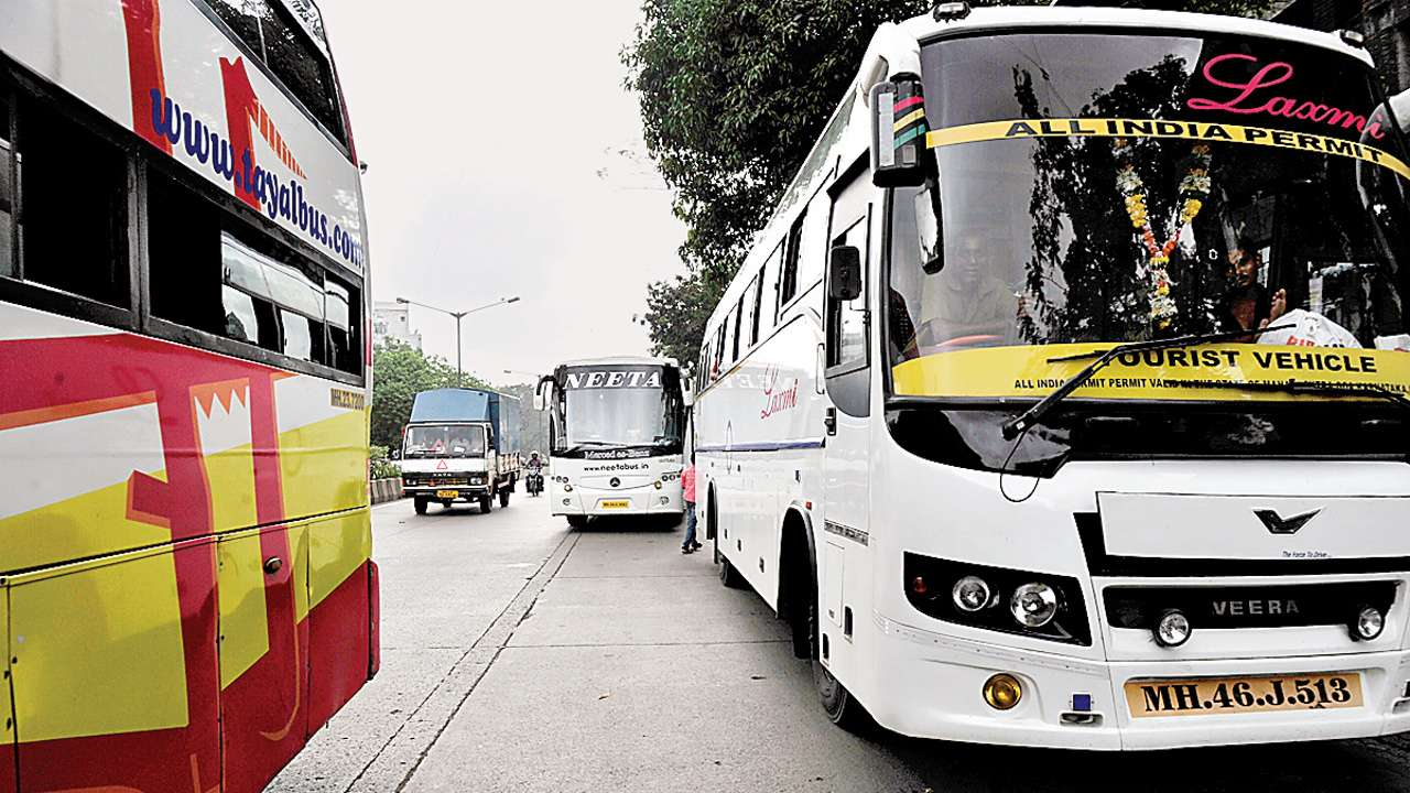 Maharashtra: Finding buses to be difficult this poll season