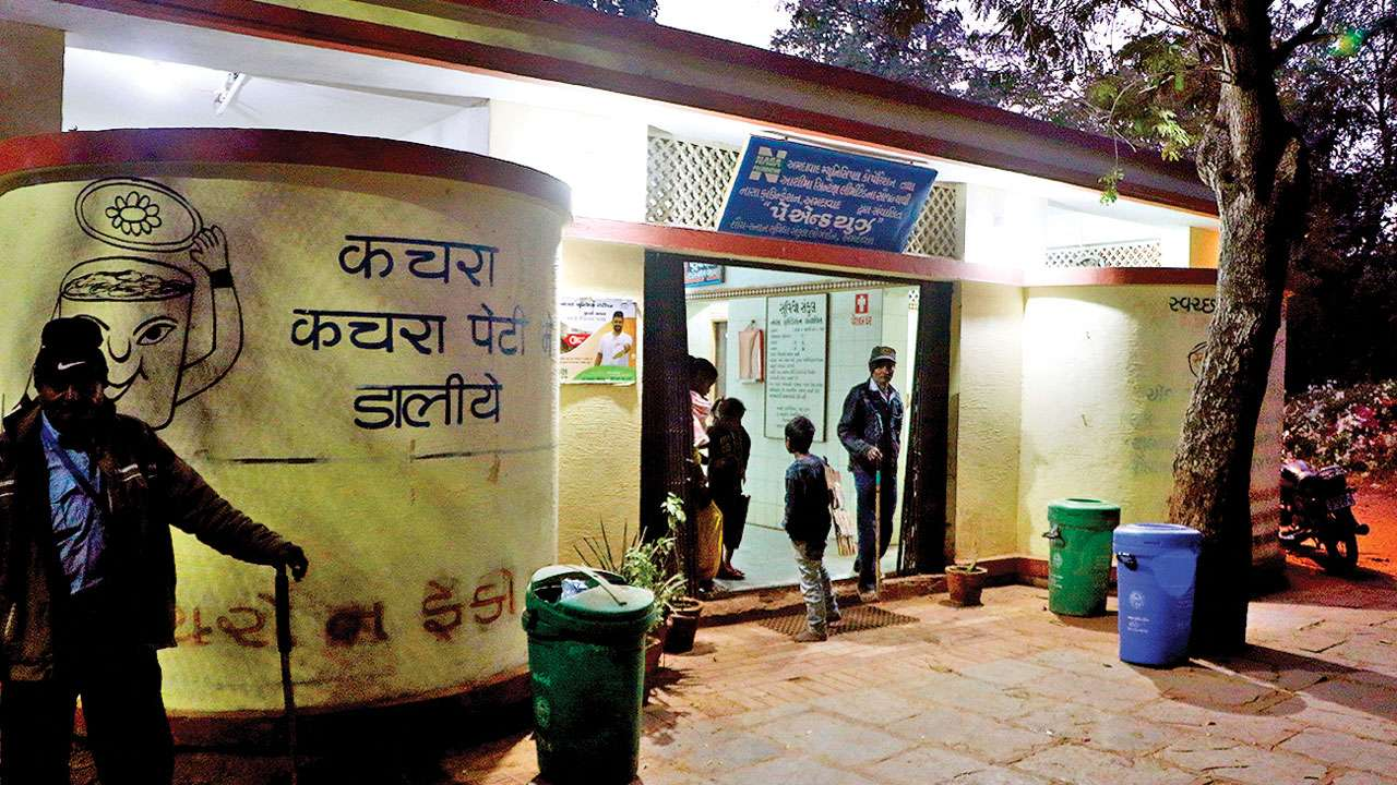Equal number of toilets for women, promises BMC