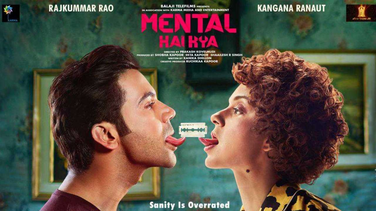 Kangana-Rajkummar's 'Mental Hai Kya' is fictional: Makers react to the flak received by Indian Psychiatry Society