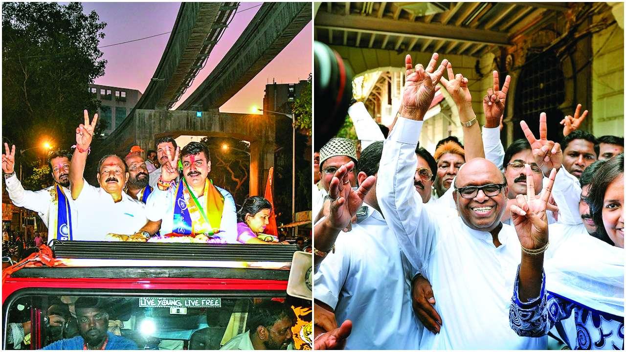 Tug of war for Mumbai's mini-India constituency
