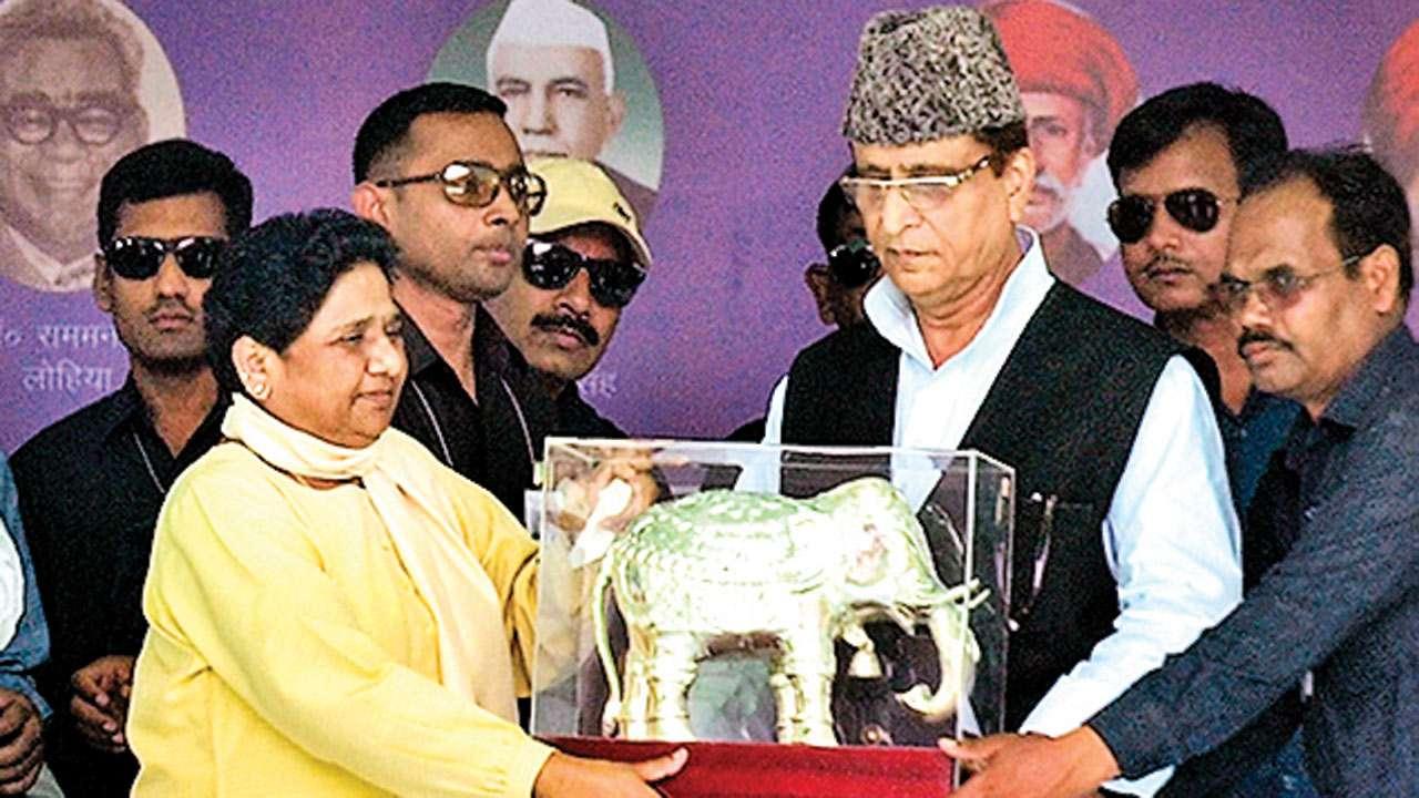 Now, Mayawati canvasses for Samajwadi Party's Azam Khan