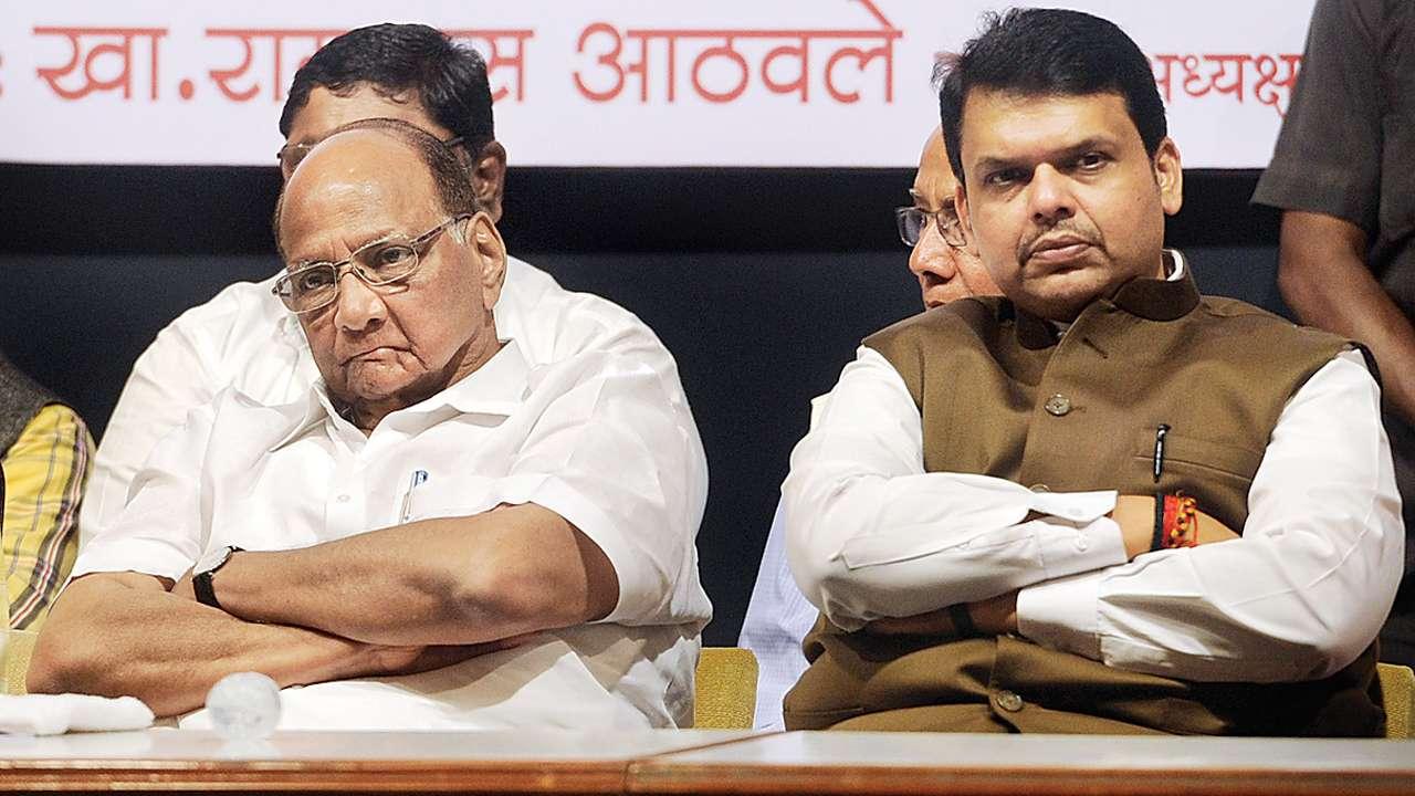 Lok Sabha Election 2019: BJP steps up attack against Sharad Pawar