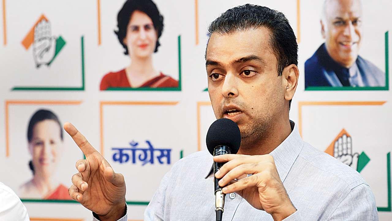 Milind Deora hits back, rakes up Shiv Sena MP's criminal cases