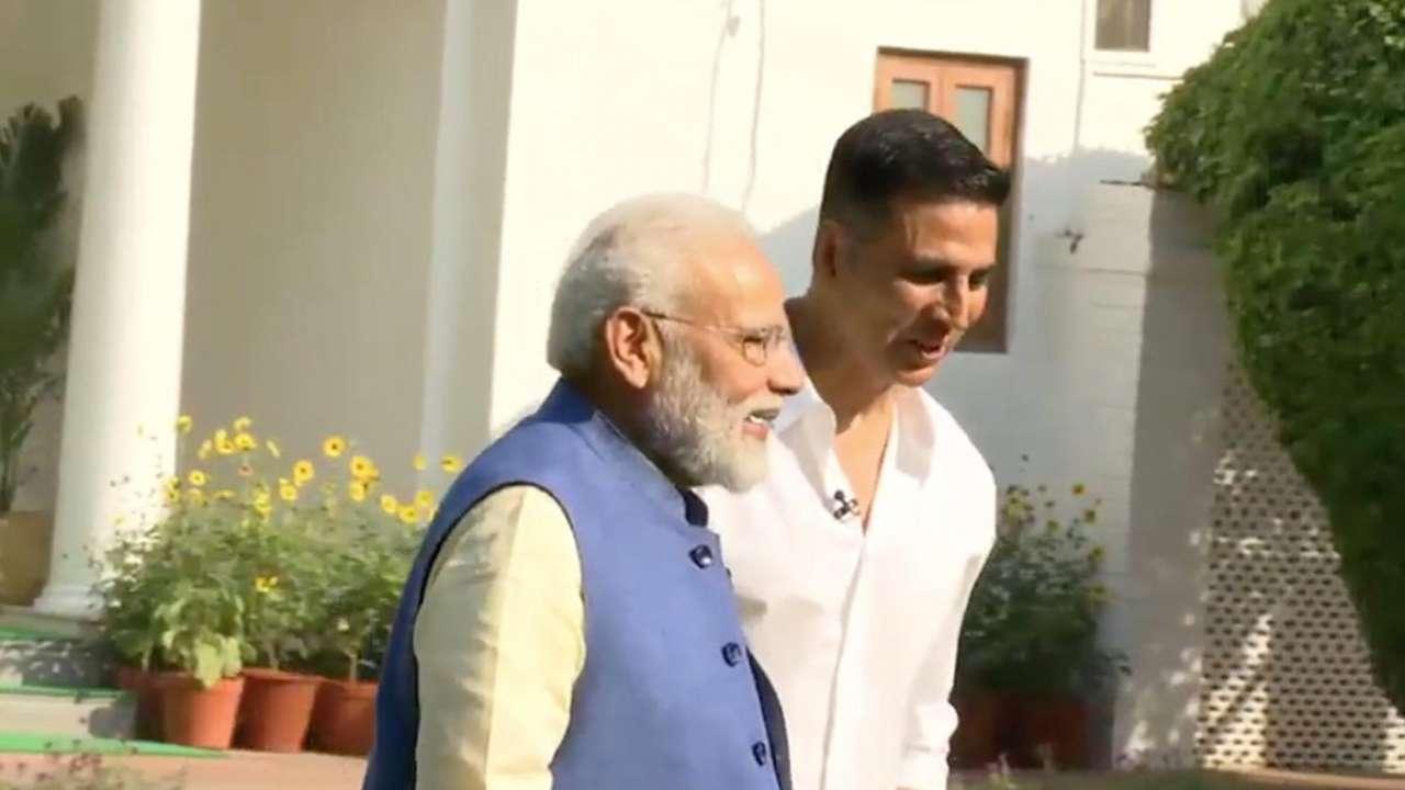 Did he want to become Prime Minister while growing up, Akshay Kumar