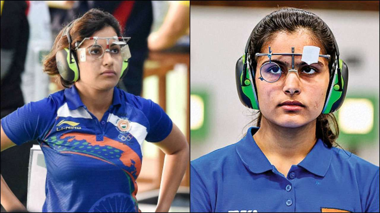 ISSF World Cup: Manu Bhaker and Heena Sidhu fail to make final in ...