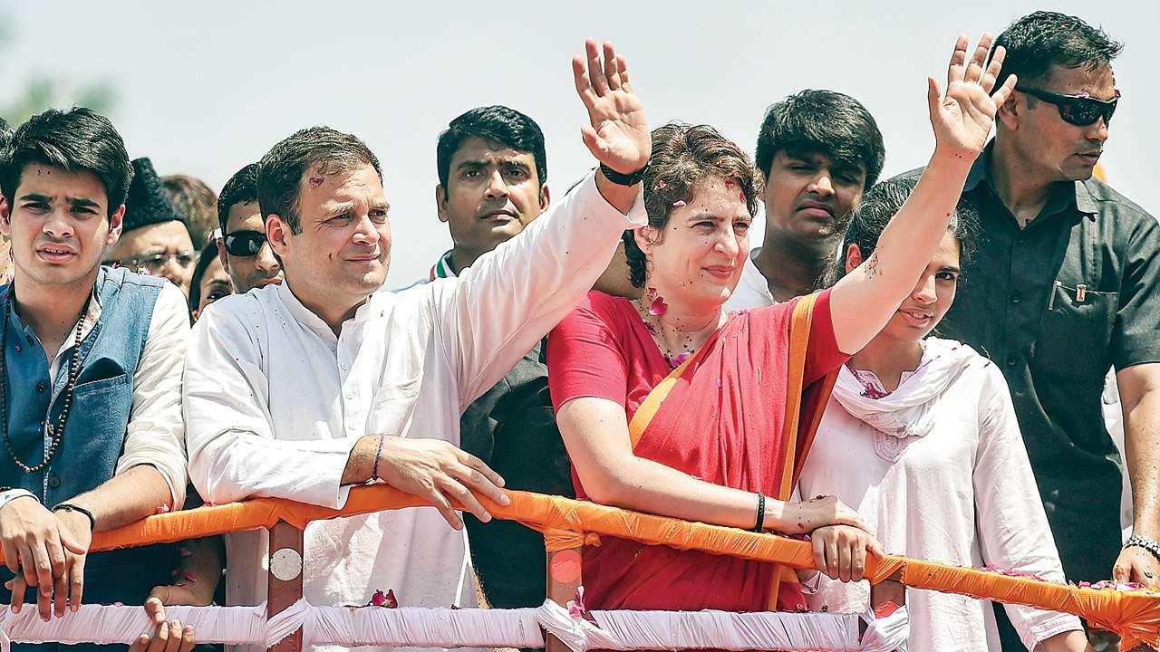 Rahul Gandhi, Priyanka Gandhi Vadra to skip rally in Mumbai