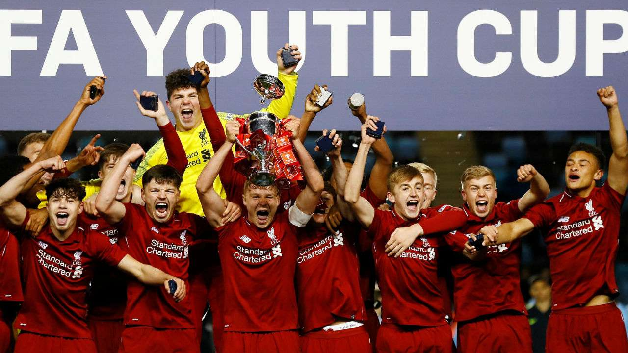 Liverpool beat Man City on penalties to win FA Youth Cup