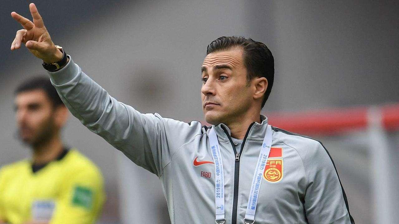 Image result for fabio cannavaro