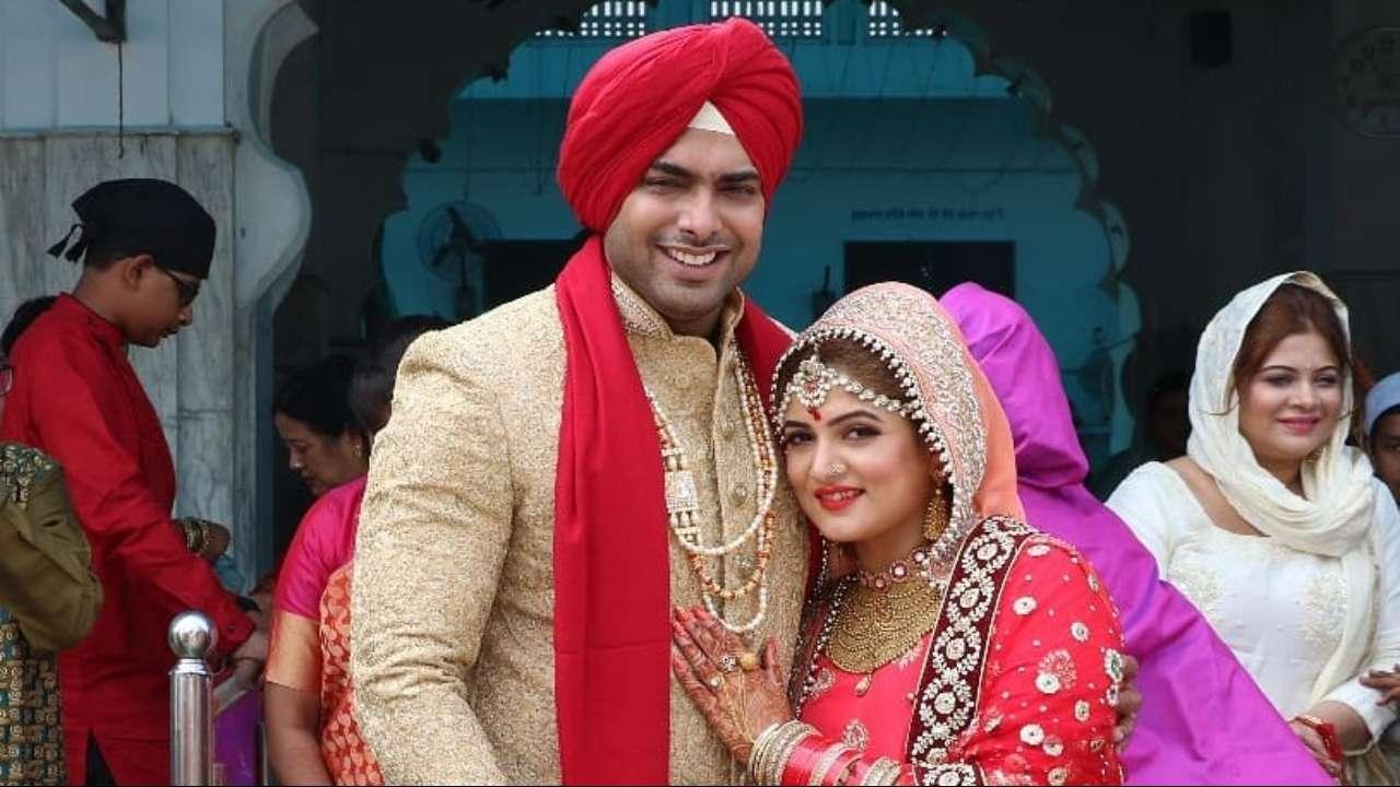 Best Pictures: Bengali actress Srabanti Chatterjee's quintessential Punjabi  wedding